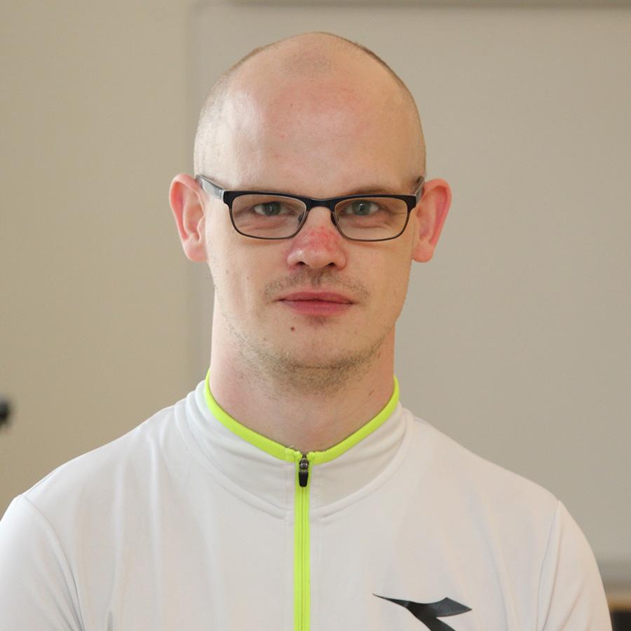 Johnny Rönnberg, listtvåa.